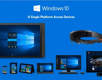 The original vision for Windows 10 included hundreds of millions of mobile devices. Credit: Microsoft Corporation